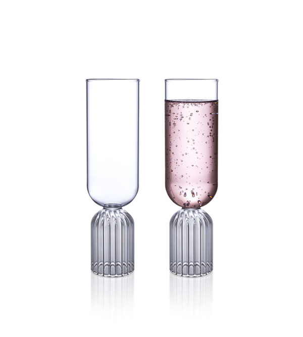 May Flute Glass – Set of 2