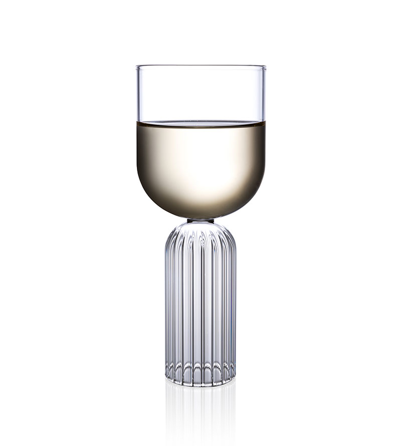 May Medium Glass