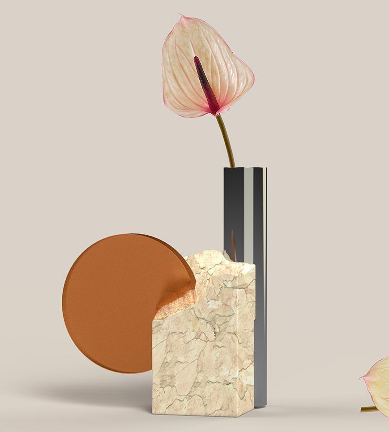 Innesti Ricerca Formale 1 Vase