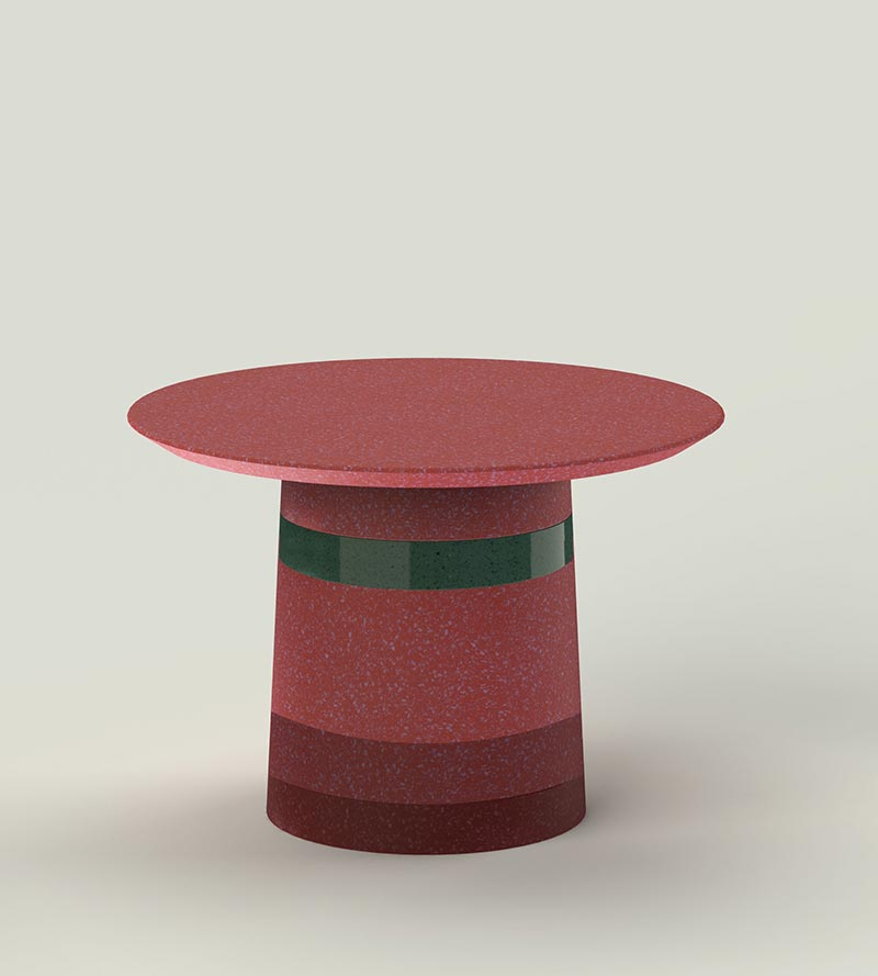 Superpositum Low table