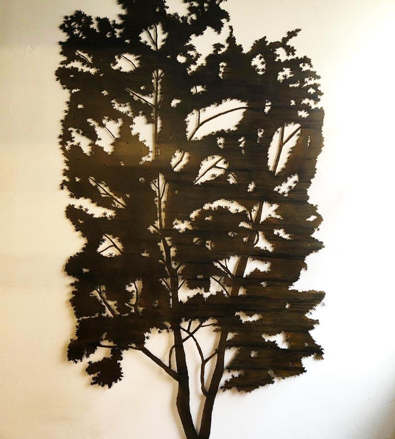 'Acero Giapponese' Iron Tree