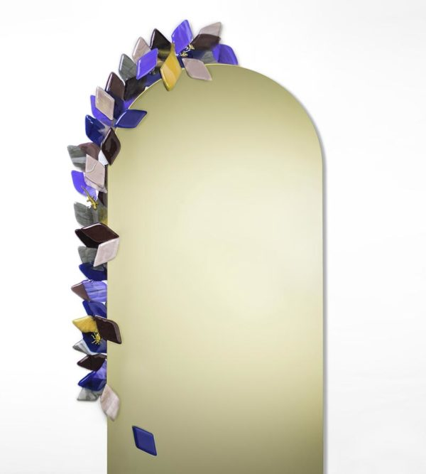 Mirror 'Arco – Foliage Collection'