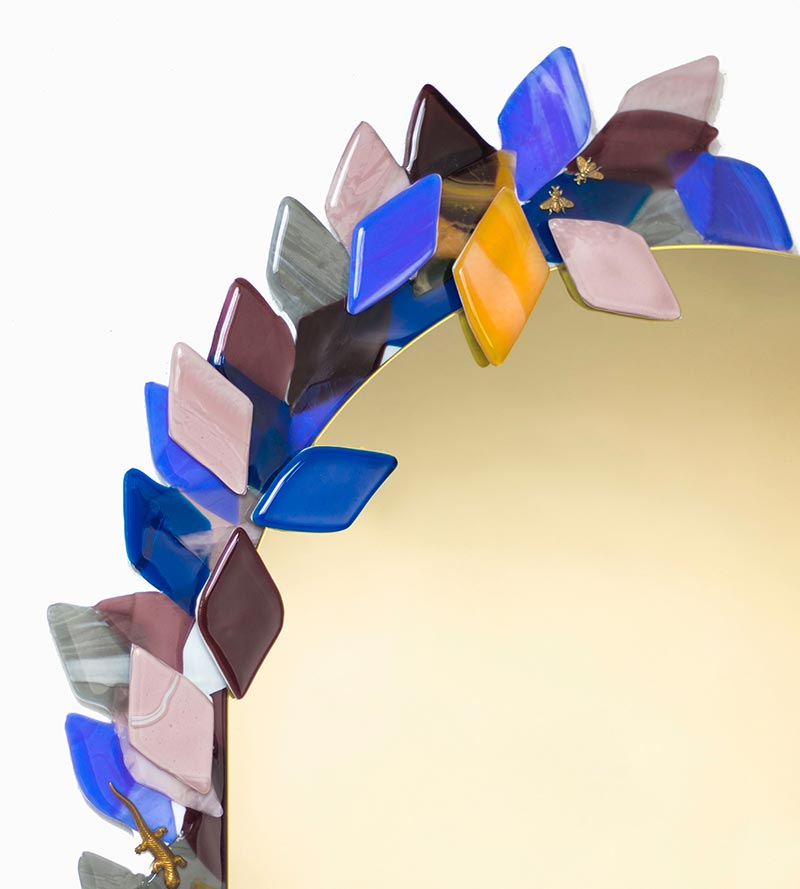 Mirror Arco – Foliage Collection