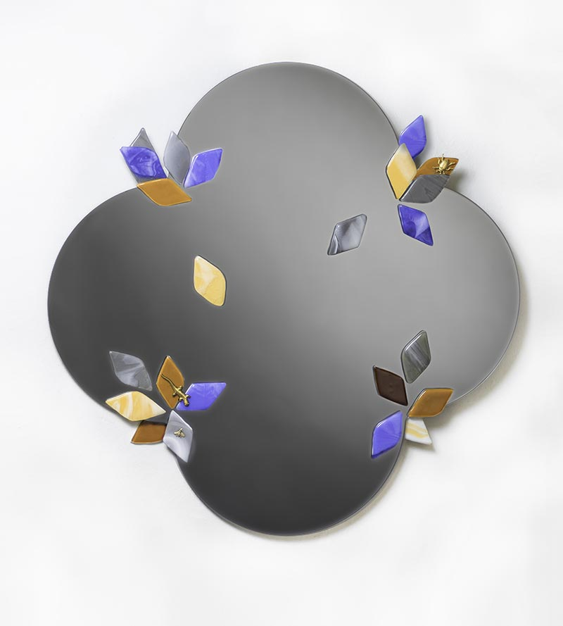 Fiore Mirror – Foliage Collection