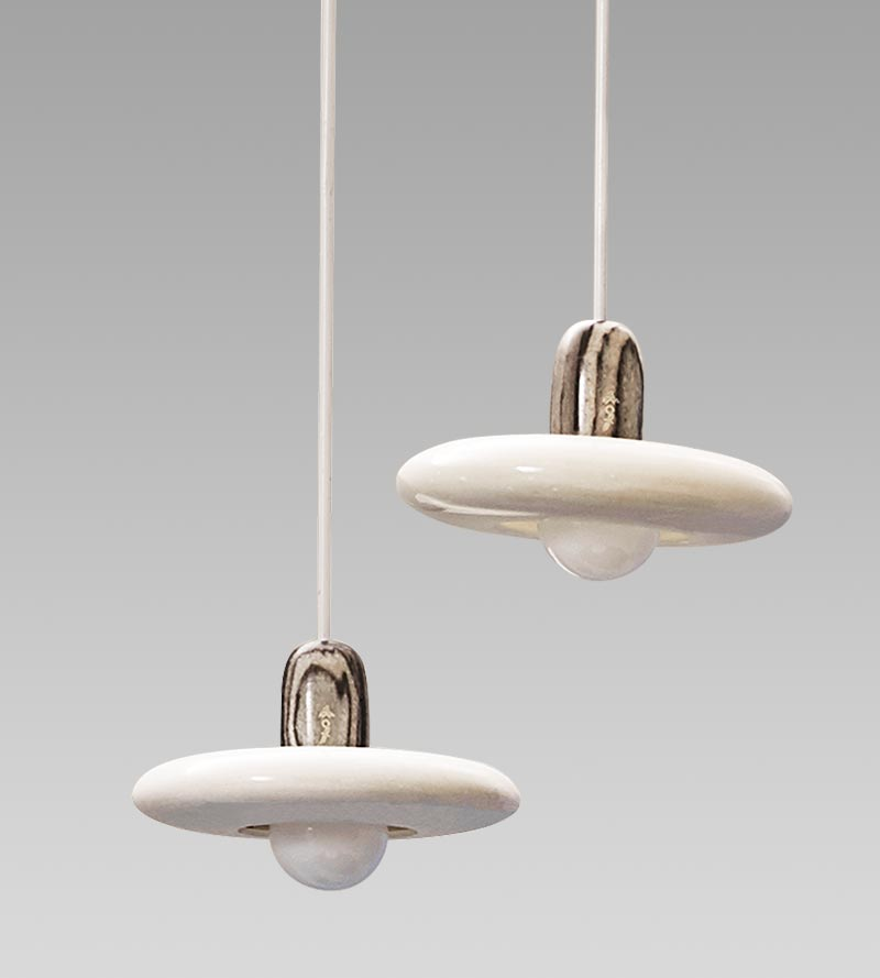 Pebble Hanging Pendant