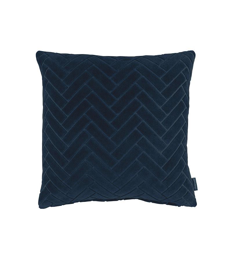 Pillow Parquet Marine Kirkby Design