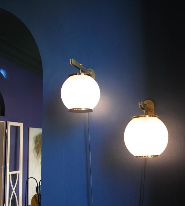 Wall lights by Ignazio Gardella