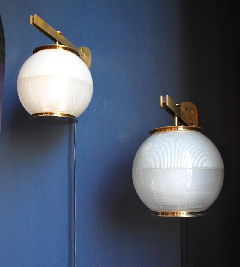 Wall lights by Ignazio Gardella