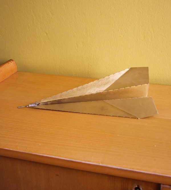 Paper plane by GLab