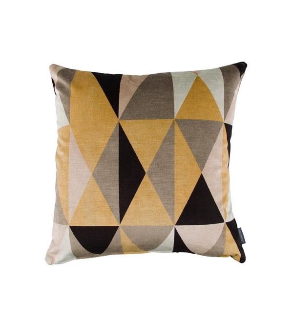 Pillow Arco Ochre Kirkby Design