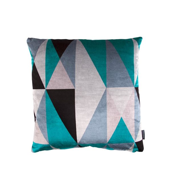 Pillow Arco Teal Kirkby Design