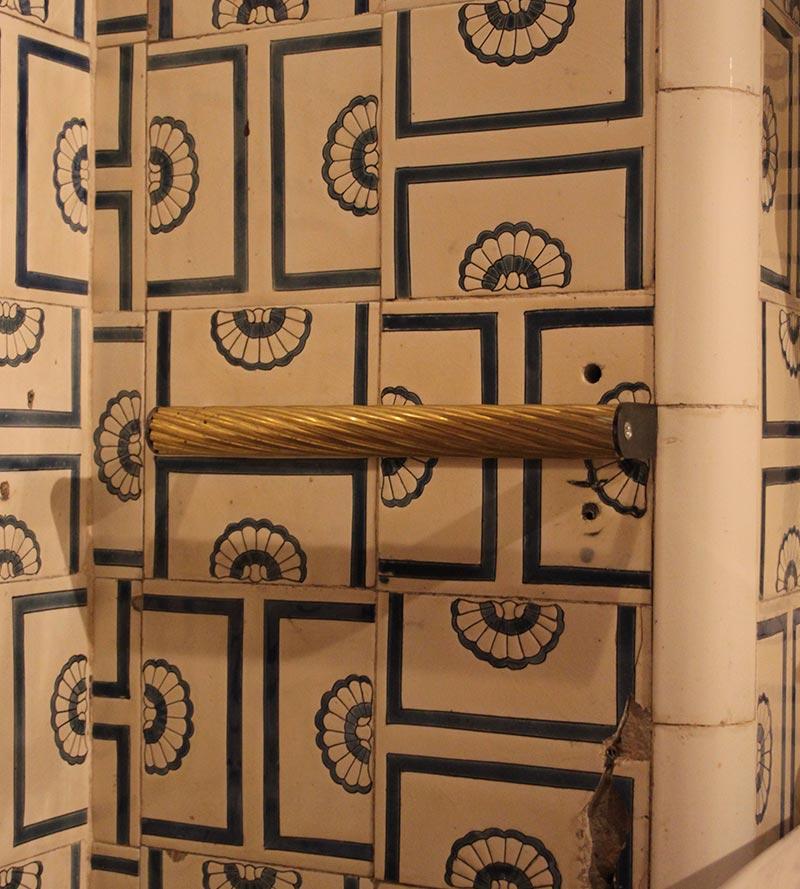 Hand towel rail