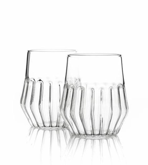 Mixed Medium Glass – Set of 2