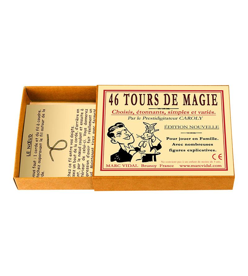 MAGICIAN'S TRICKS