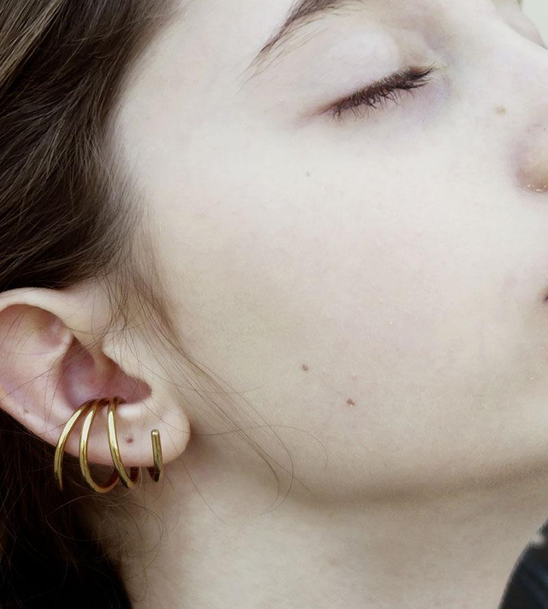 EAR SPIRAL CUFF