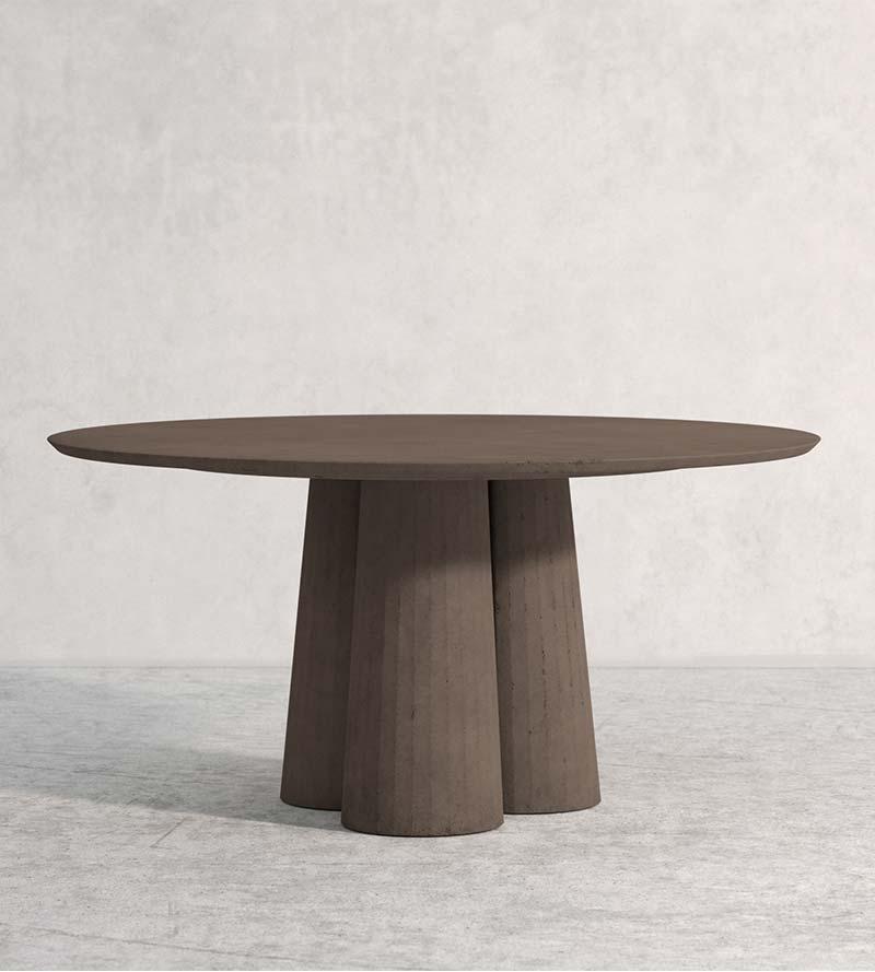 Fusto Circular Dinning Table