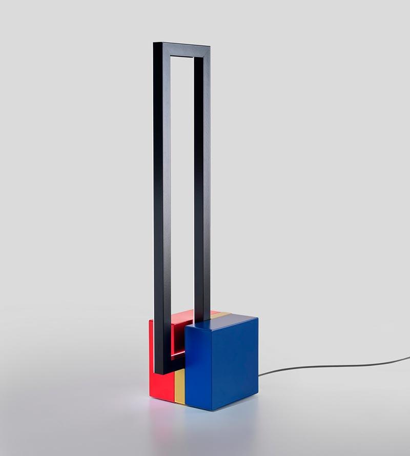 Omaggio a Mondrian – V3
