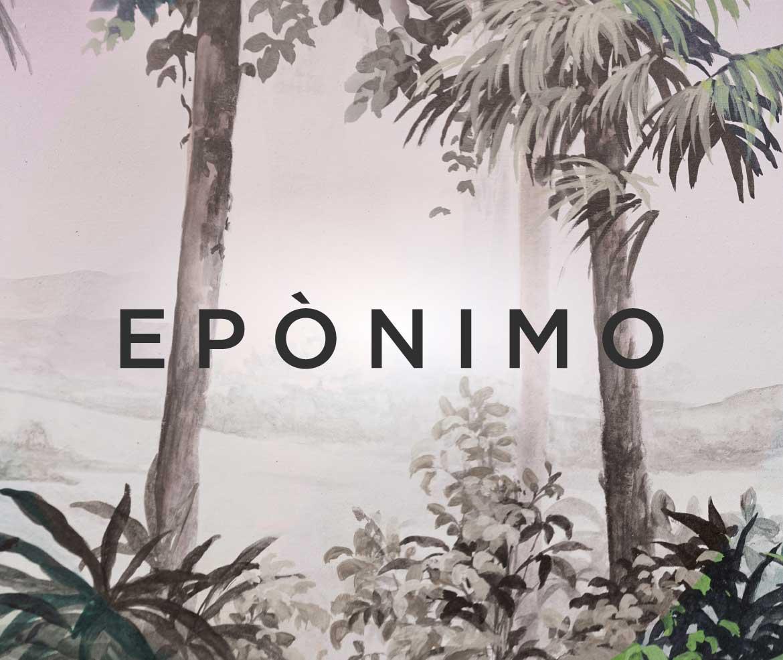 EPÒNIMO