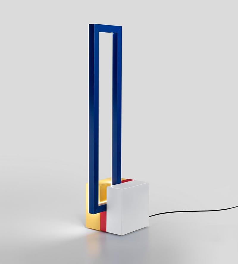 Omaggio a Mondrian – V2
