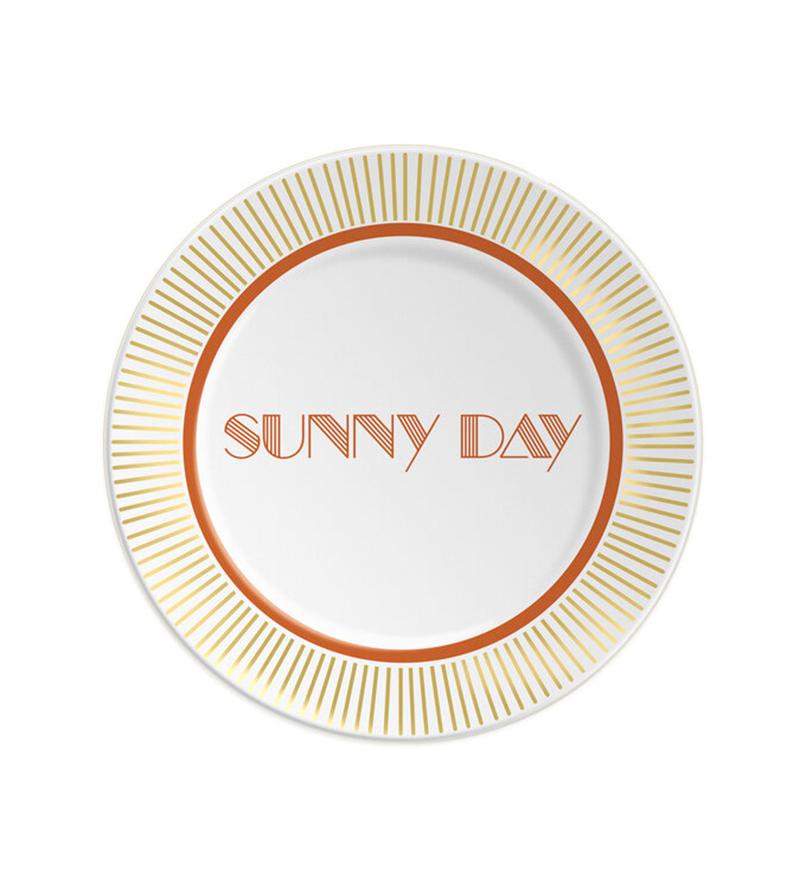 SUNNY DAY PLATES