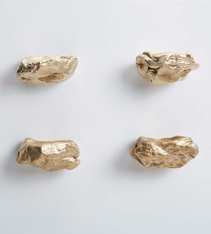 IMPRONTA-Brass Knob