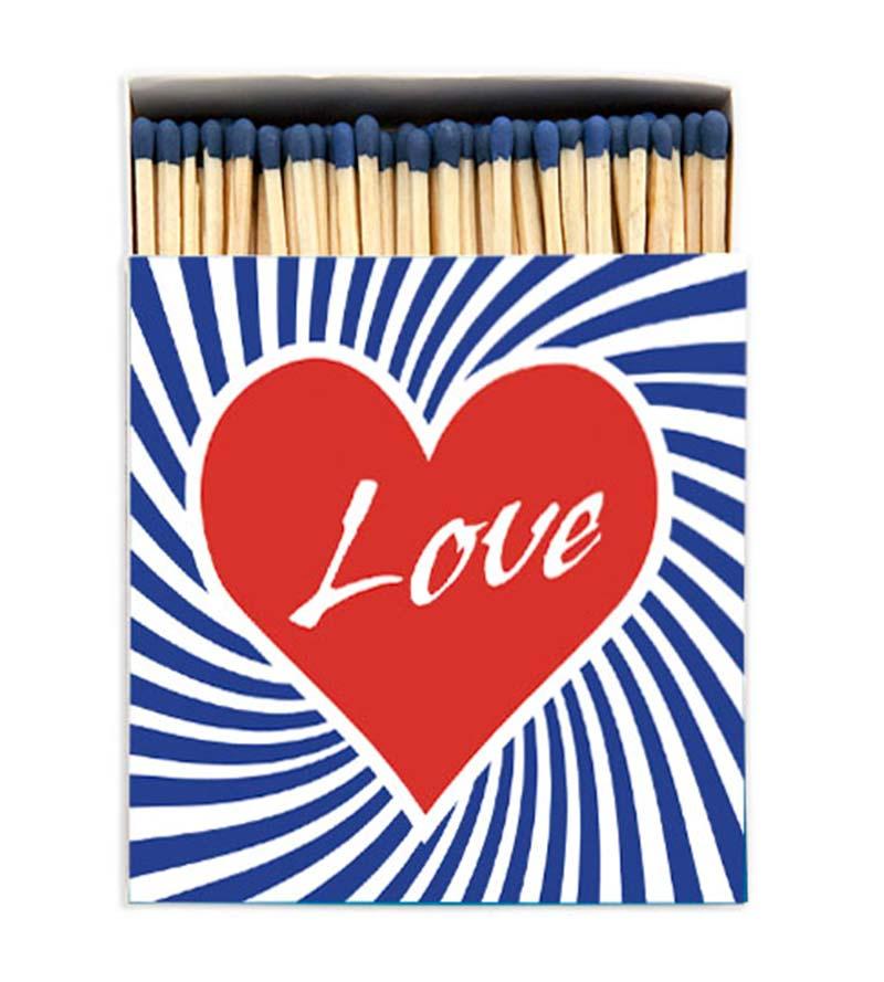 Love matchbox