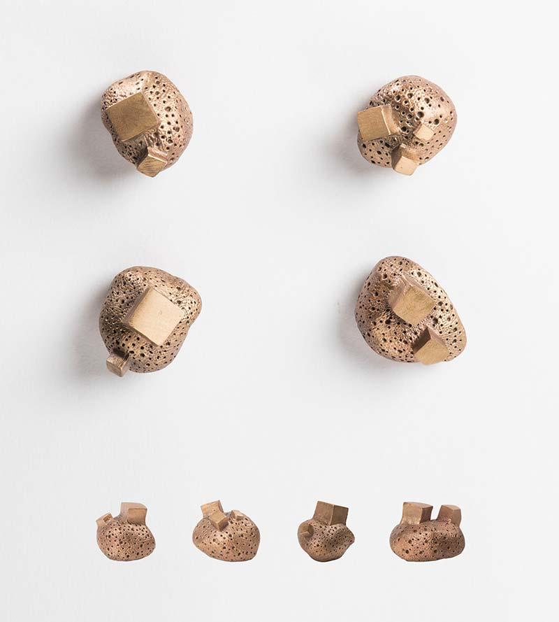 PIETRA – Brass Knob