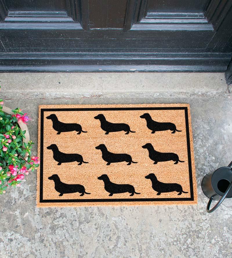 Dachshund Doormat