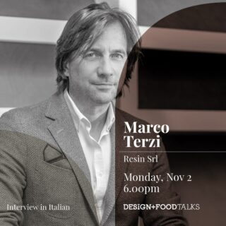 Design + Foodtalks⁠ .⁠ Marco Terzi / @resin_srl⁠ who will be our guest on Monday, 2th of November at 18:00 Milan time with @sophie_wannenes - here at @palermouno_⁠ .⁠ A vision must be nourished by a great passion that renews itself day after day, with the experience and the desire to innovate and to progress. Resin is our vision: craftsmanship and Italian know-how are the basis on which our project is built, where the focus is firmly on resin itself. This is a material that underpins a world of possibilities and solutions: a pure material ready to be moulded, to be worked on with the wisdom of talented hands and the creative flair of an artist. And this is exactly what we do. ⁠ .⁠ Since 2006, when our company was established, we have offered our idea of resin, a new idea where tradition meets innovation, an idea which is pursued every day in our laboratories: an inexhaustible journey, compelling and evolving to make increasingly current resin coatings. Interacting with space and its configurations gives us the opportunity to create different sensations each time, individually designed and therefore unique. The story of Resin is an Italian story. It revolves around beauty and exclusivity.⁠ .⁠ See you on Monday!⁠ .⁠ .⁠ #PalermoUno @resinsrl⁠ #designfoodtalks #SophieWannenes #architecture #art #modernism #interiordesign #designtalk #fooddesign #interiors #interview #designinterview #speak #inspiration #homedesigner #project @sophie_wannenes #designinspiration #designtrends #designcolors #furniture #resin #resina #floor #color #industrial