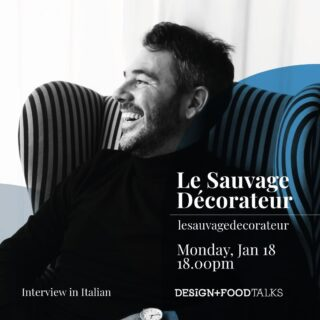 "Design + Foodtalks⁠ .⁠ Le Sauvage Décorateur / ⁠@lesauvagedecorateur⁠ who will be our guest on Monday, 18th of January at 18:00 Milan time with @sophie_wannenes - here at @palermouno_⁠ .⁠ Founded in 2015, Le Sauvage Décorateur is inspired by the adventures of Robinson Crusoe: Defoe's hero builds up his den using the planks of wood of the sunk boat that the undertow brought up on shore and uses natural elements to finish his refuge: palm leaves are perfect for the roof, coconuts become a dining set with a centerpiece composed of tropical flowers. Robinson is an english man decorating a colonial residence on an Island far from Europe.⁠ .⁠ The philosophy of Le Sauvage Décorateur takes shape between the walls of this residence: artworks – unique pieces – realized with the technique of the collage. Here the western certainties are contaminated by the colourful explosion of the tropics where flora and fauna invade cities, buildings and rooms justifying the presence of pink flamingos's nests among parisian roofs, shy giraffes behind mosquito nets, parmigianino's ""Turkish slave"" with a banana leaf hat or monkeys playing with vintage trunks.⁠ .⁠ Pictures of travels, old illustrations, vintage magazines and books from old loft or from various flea markets become creative patchworks and eclectic patterns to decorate not only the domestic walls.⁠ .⁠ #PalermoUno #designfoodtalks #SophieWannenes #art #modernism #interiordesign #designtalk #fooddesign #interiors #interview #designinterview #speak #inspiration #homedesigner #project @sophie_wannenes #lesauvagedecorateur #cabinetdescuriosites #interiors #homedecoration #decor #vintage #antiques #details #homesweethome #decoupage #photocollage #vintagephotograph #vintageillustrations #artcollector #collage"